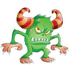 Halloween monster 3 vector