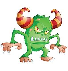 Halloween Monster 3 vector image