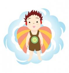 Michael angel vector