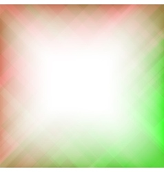 Abstract elegant red green background vector