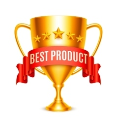 Best product award vector