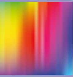 bright rainbow mesh vertical background vector image