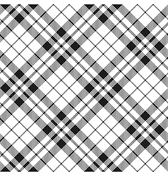 Hibernian fc tartan plaid seamless background vector image