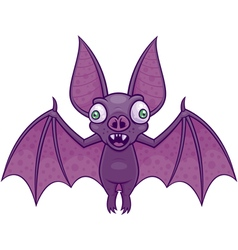 Wacky Bat vector image