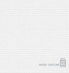 Paper texture background vector image