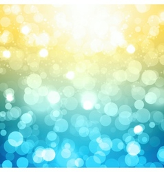 Blurred festive background vector