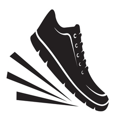 Running shoes icon1 resize vector