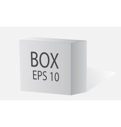 Big white box vector