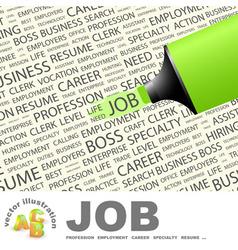 Job vector