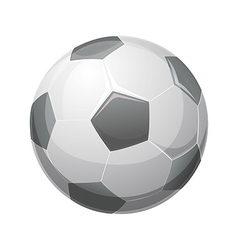icon soccer vector image vector image