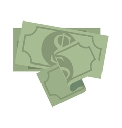 Money bill cash vector
