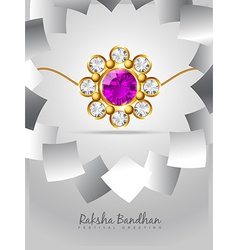 Rakshabandhan background vector