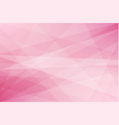 pink geometric abstract background vector image vector image