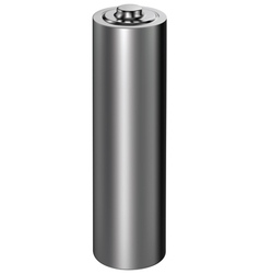 AA battery vector image