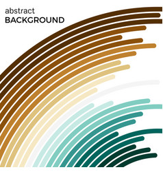 Background with bright colorful lines vector