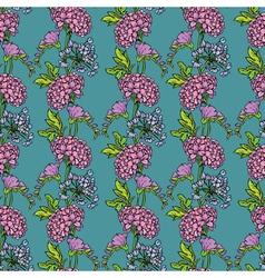flowers handdrawn 36 380 vector image