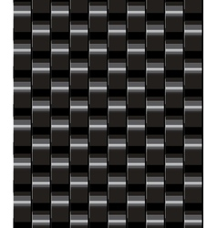 black square background vector image