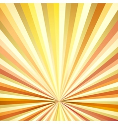 Vintage sunburst background vector