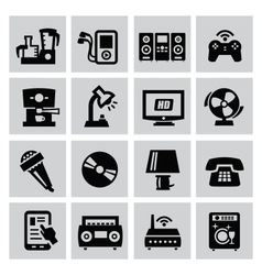 Electronic devices vector