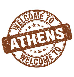 Welcome to athens vector