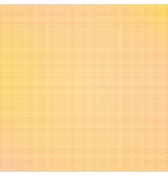Fabric yellow texture realistic background vector