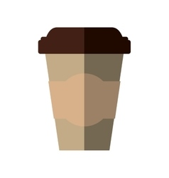 Coffee mug icon drink design graphic vector