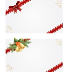 christmas frames vector image