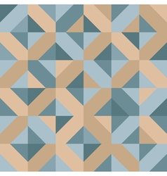 Abstract geometric seamless pattern modern texture vector