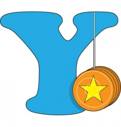 Y is for yoyo vector