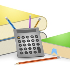 Calculate and books vector