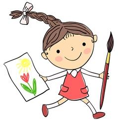 children 3 1 vector image