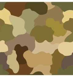 Abstract military or hunting camouflage background vector
