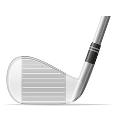 golf 25 vector image