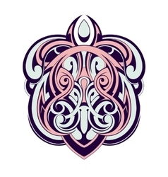 Ethnic style ornament vector image vector image