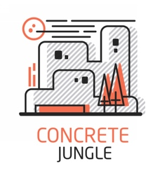 Concretejungle vector