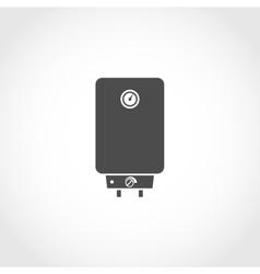 Water boiler icon vector