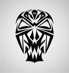 Skulls tribal vector