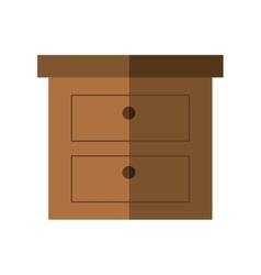 Table icon furniture design graphic vector