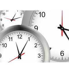 clock background vector image