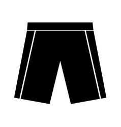Shrot team uniform icon vector