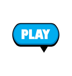 Game asset menu layer - video game icon sign vector
