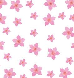 japan flowers vector image