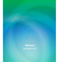 Abstract Aqua Background I vector image vector image