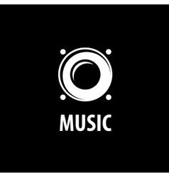 Logo music vector