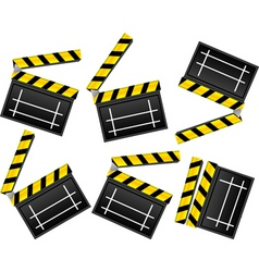 movie cinema vector image