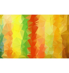 Geometric strips background vector image vector image