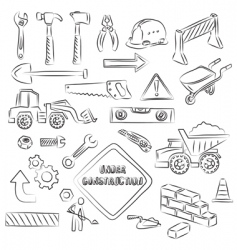 Construction set vector