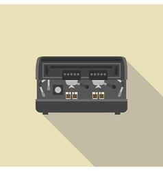 90espresso machine vector image