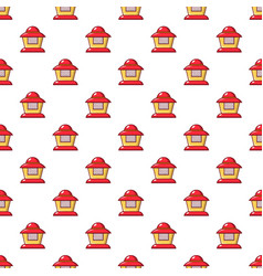 Beekeeper pattern seamless vector