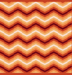 Endless wavy pattern regular abstract corrugated vector